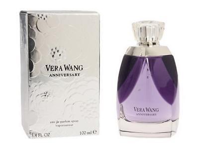 ANNIVERSARY by VERA WANG Perfume 3.3 oz / 3.4 oz Spray EDP Women NEW in BOX