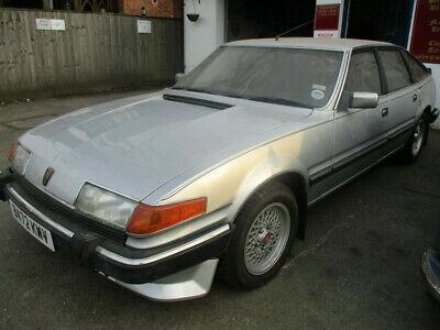 1985 Rover Sd1 3500 V8 Vitesse Auto