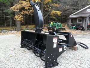 Skid Steer Snowblower attachment