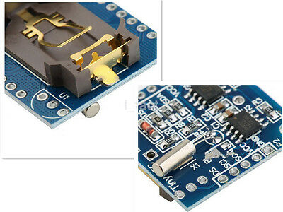 Pragmatic Arduino I2c Iic Rtc Ds1307 At24c32 Real Time Clock Module Hot New Ca