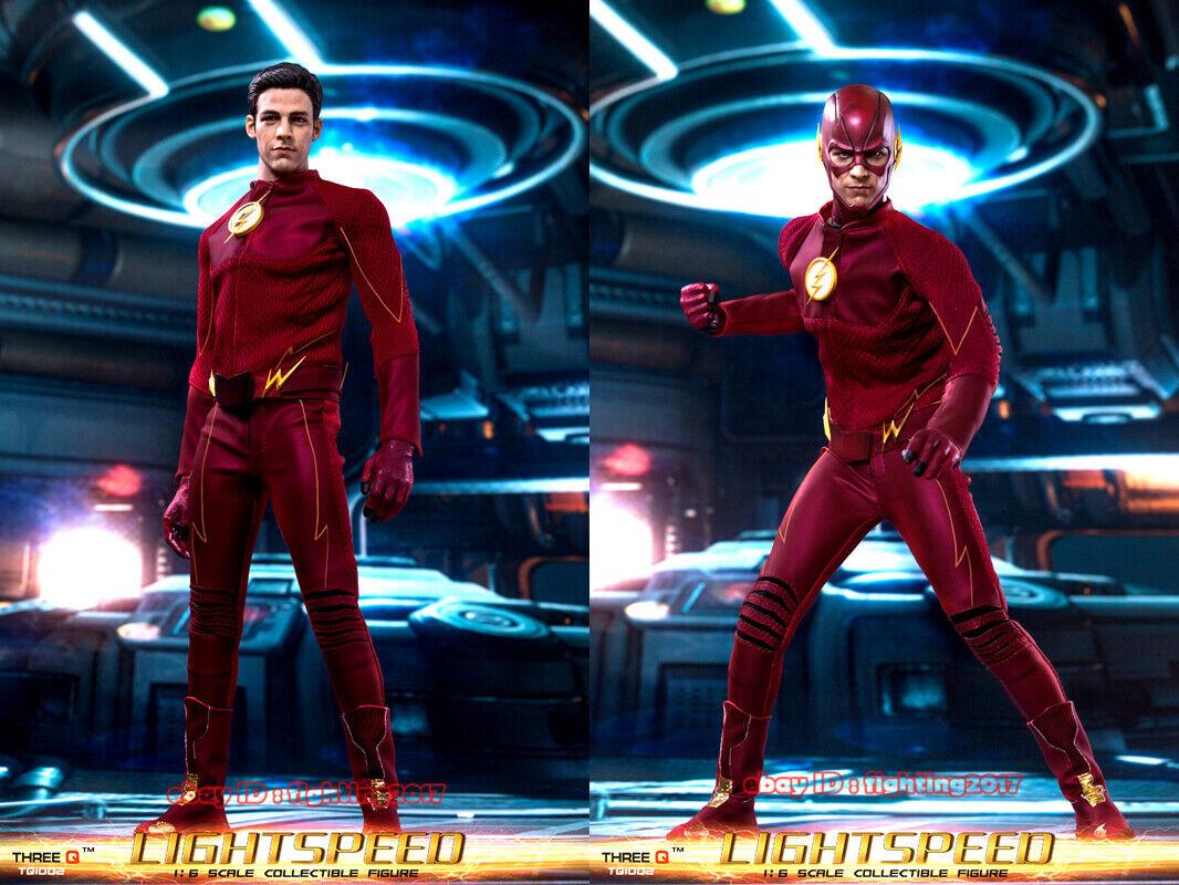 1//6 THREEQ DC Comics Hero CITIES RANGER Male body Action Figure Sets TQ1001