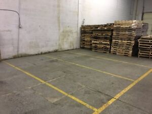 Rent 200 sqft of warehouse space in mississauga - Dixie and 401