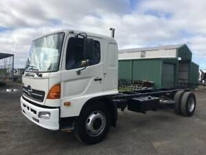 2007 Hino FG Cab Chassis - Finance or Rent-to-Own $343pw* Narre Warren Casey Area Preview