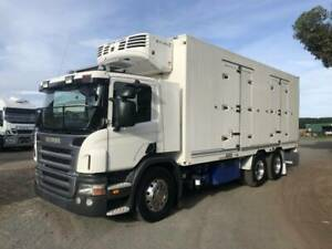 2006 Scania P310 Freezer & Tailgate - Finance/Rent-to-Own $562pw* Upper Ferntree Gully Knox Area Preview