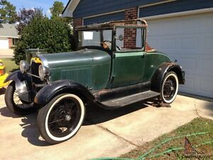 Looking for model A sports coupe
