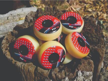 Cozmo Inline Rollerblade wheels