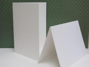 20 x Watercolour Blank Greeting Cards Single Fold A5 300gs Arts Cardmaking AM913