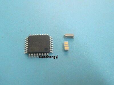 Atmega328p-au Warduino Nano Bootloader Cstle16mhz Crystal Oscillator 1pcs