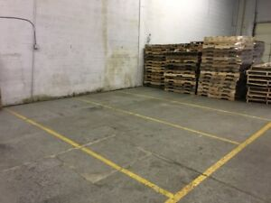 Rent as little as 100 sqft warehouse space for short term