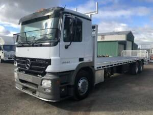 2008 Mercedes Actros 2644 Tray Truck - Finance or Rent-to-Own $763pw* Narre Warren Casey Area Preview