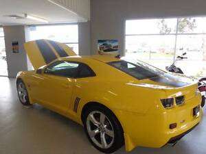 2012 Chevrolet Camaro Coupe Transformers  Bumblebee Traralgon East Latrobe Valley Preview