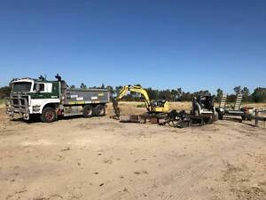 BOBCAT BUSINESS & ALL MACHINERY FOR SALE Baldivis Rockingham Area Preview