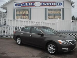 2014 Nissan Altima 2.5 SV SUNROOF HTD SEATS BACK UP CAMERA