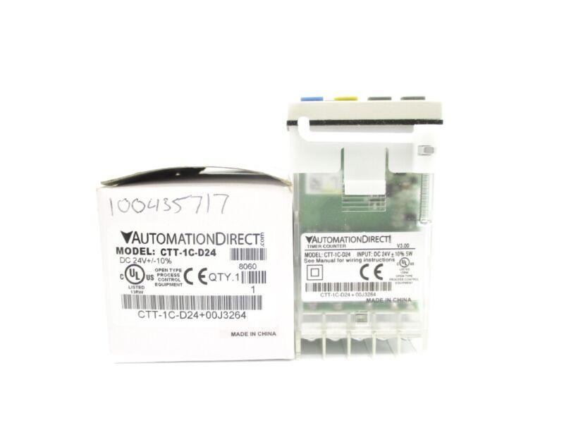 AUTOMATION DIRECT CTT-1C-D24 24VDC NSMP