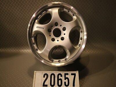 1 Stk Brabus Monoblock IV Mono 4 Mercedes G-Klasse Alufelge Mehrteilig Neu#20657