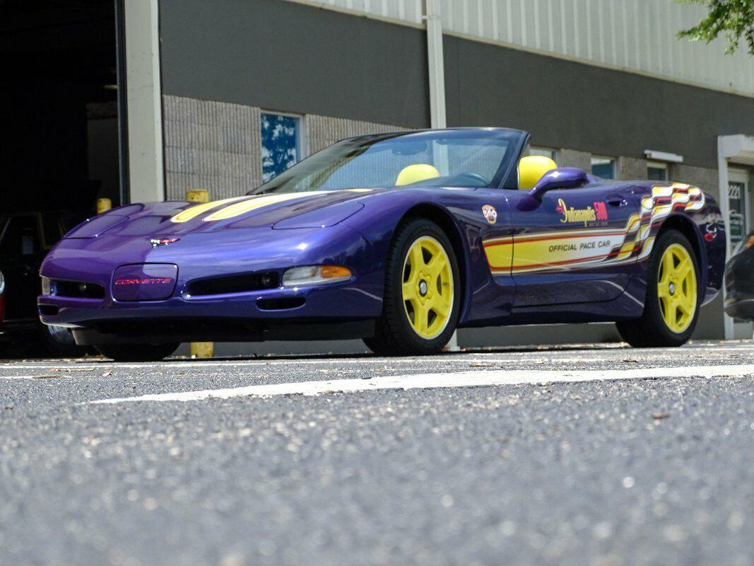 1998 Purple Chevrolet Corvette   | C5 Corvette Photo 6