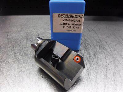 Valenite Km40 Replaceable Cartridge Lathe Tool Holder Vm40-16caal Loc1075b