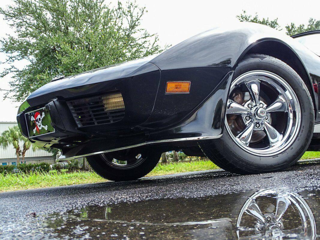 1978 Black Chevrolet Corvette Stingray  | C3 Corvette Photo 4