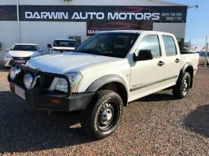 2003 Holden Rodeo LX RA Diesel Manual 4x4 Durack Palmerston Area Preview
