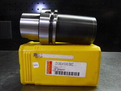 Sandvik Hsk63a Capto C5 Modular Tool Holder C5-390.410-63 090c Loc1919a