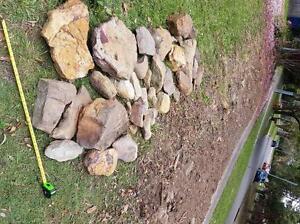 Sandstone garden rocks Lane Cove West Lane Cove Area Preview