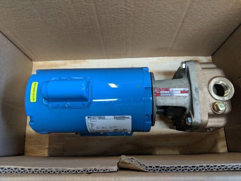 Burks / Crane Turbine Pump 20CS7M-AB (STK)
