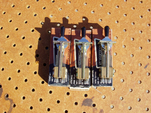 3 SWITCHCRAFT TOGGLE SWITCHES TELEVER MODEL 60312L BRAND NEW + ORIGINAL BOXES