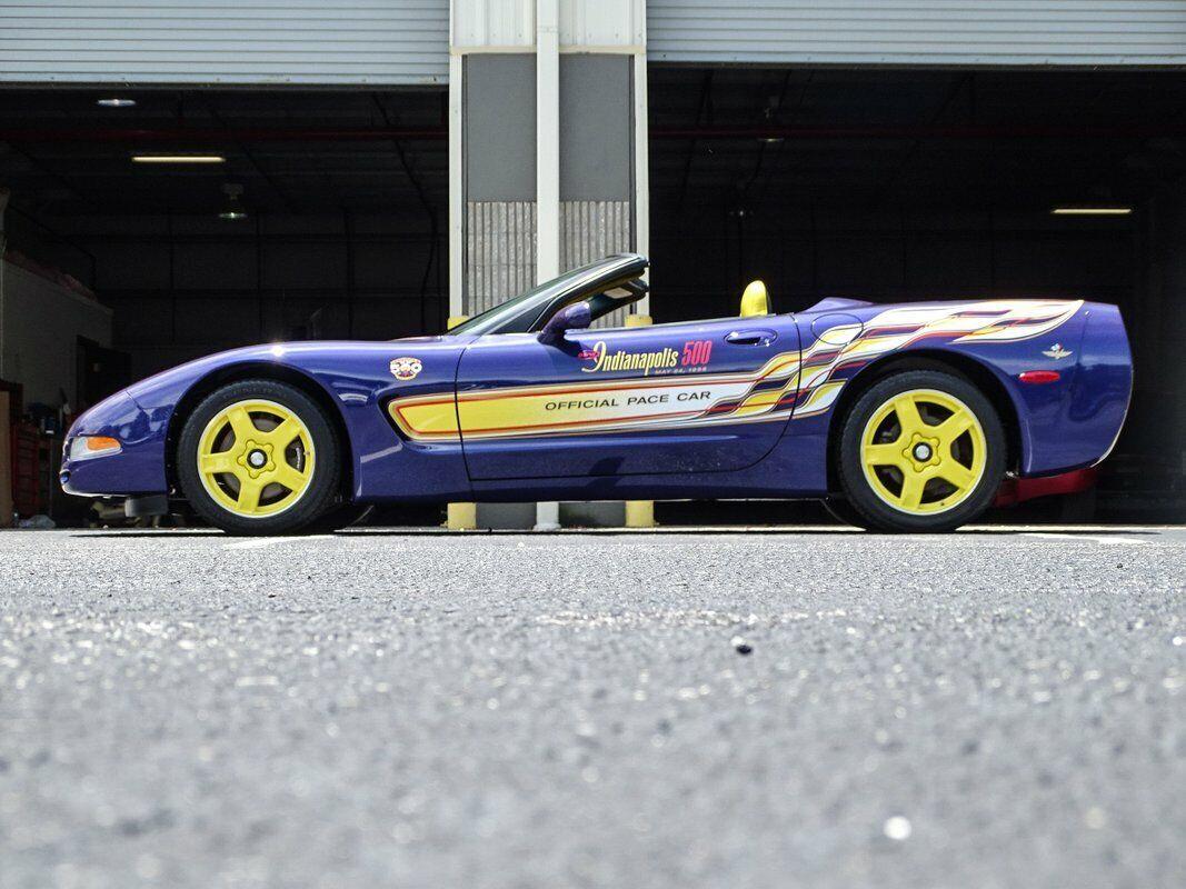 1998 Purple Chevrolet Corvette   | C5 Corvette Photo 8