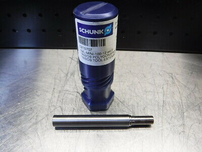 Schunk Tribos 4mm Mini Extension 6 Oal 215707 Loc1846a