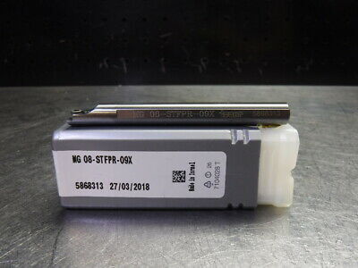 Iscar 8mm Indexable Carbide Boring Bar Mg 08-stfpr-09x Loc1983a
