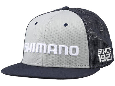 Shimano Flatbill Cap - Branded Fishing Apparel, Tackle Company Gear