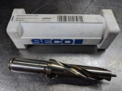 Seco 18mm-18.9mm Indexable Drill Sd103-18.0018.99-60-0750r7 17646 Loc2908b