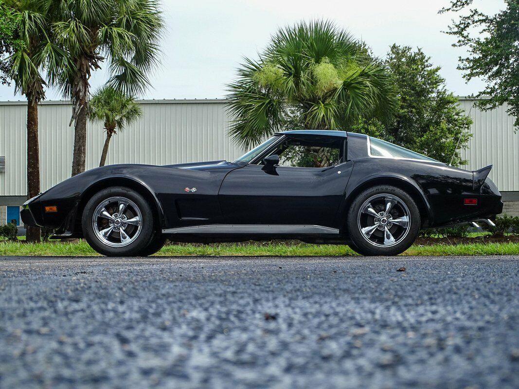 1978 Black Chevrolet Corvette Stingray  | C3 Corvette Photo 9