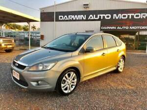 2009 Ford Focus CL Manual Hatchback Durack Palmerston Area Preview
