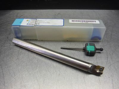 Korloy Indexable Boring Bar 12 Shank 6 Oal S08m-sclpr 2.5 Loc2707b
