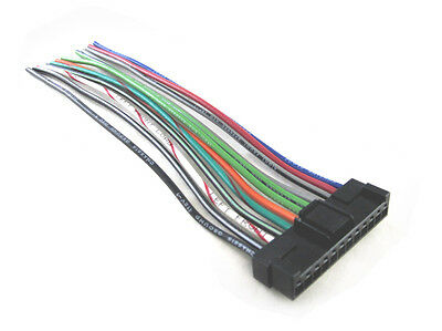 Car Stereo Wire (Pioneer Wiring Harness Car Stereo 12 pin Wire Connector  KEH, KEHM, KEHP models)