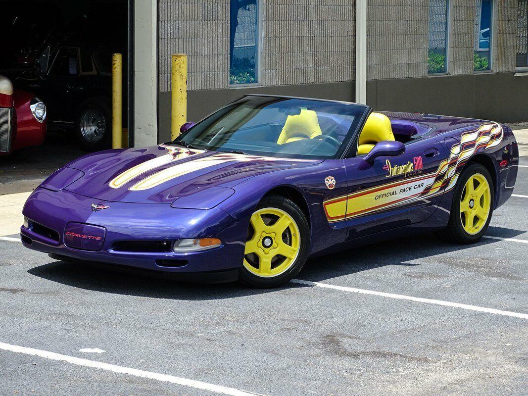 1998 Purple Chevrolet Corvette   | C5 Corvette Photo 3