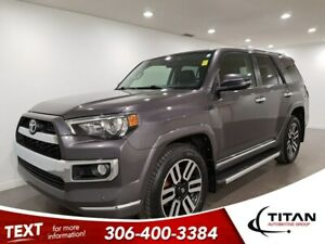 2014 Toyota 4Runner Limited|4x4|7pass|Leather|NAV|Htd Seats
