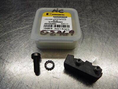 Kennametal Drill Insert Cartridge 3.77000r030v Loc1257b