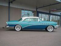 Miniature 7 Voiture American classic Buick Roadmaster 1955