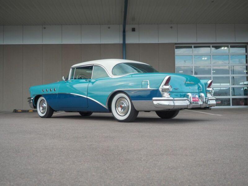Image 2 Voiture American classic Buick Roadmaster 1955