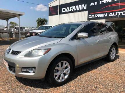 2007 Mazda CX-7 LUXURY Automatic SUV Durack Palmerston Area Preview