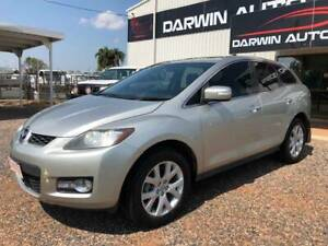 2007 Mazda CX-7 Luxury ER Series Auto Durack Palmerston Area Preview