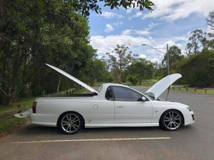 2005 Holden Commodore VZ S Ute 6 Speed Manual
