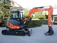 5 TONNE EXCAVATOR DRY HIRE $330 A DAY Greenvale Hume Area Preview