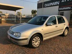 2002 Volkswagen Golf S 4th Gen Manual Durack Palmerston Area Preview