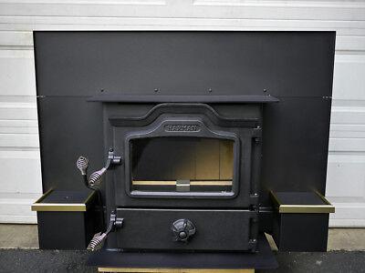 Harman Magnafire Elite Coal Wood Stove Fireplace Harmon Insert
