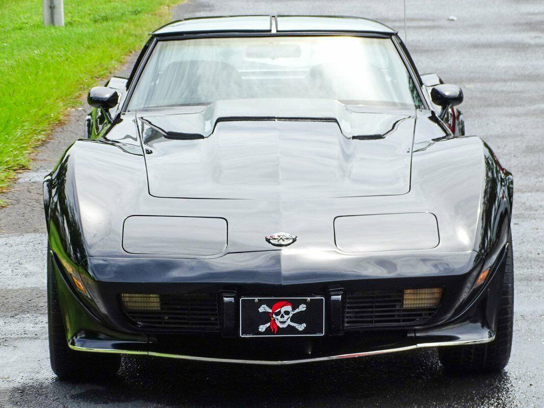 1978 Black Chevrolet Corvette Stingray  | C3 Corvette Photo 6