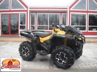 2015 CAN-AM OUTLANDER XMR ATV HAS LOW KM!! RAD RELOCATE!! MAXXIS Moncton New Brunswick Preview