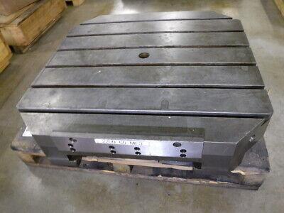 Toyoda Cnc Horizontal Machining Center Pallet Table 41.3 X 41.3 Fa-1050 Stk